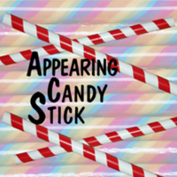 Appearing Pole - Candy Cane Style