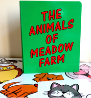 The Animals of Meadow Farm