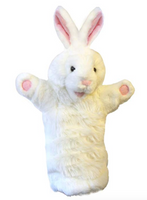 White Rabbit Puppet