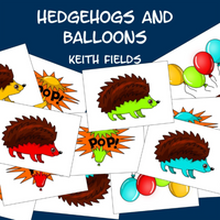 Hedgehogs & Balloons