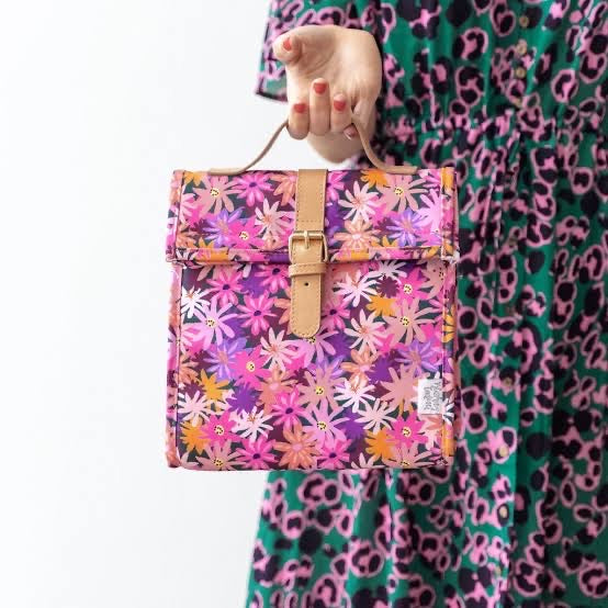 Floral Forest Lunch Bag