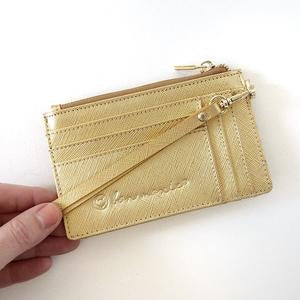 Mighty Mini Wallet - Gold Rush