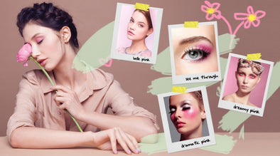 All About Pink Make Up