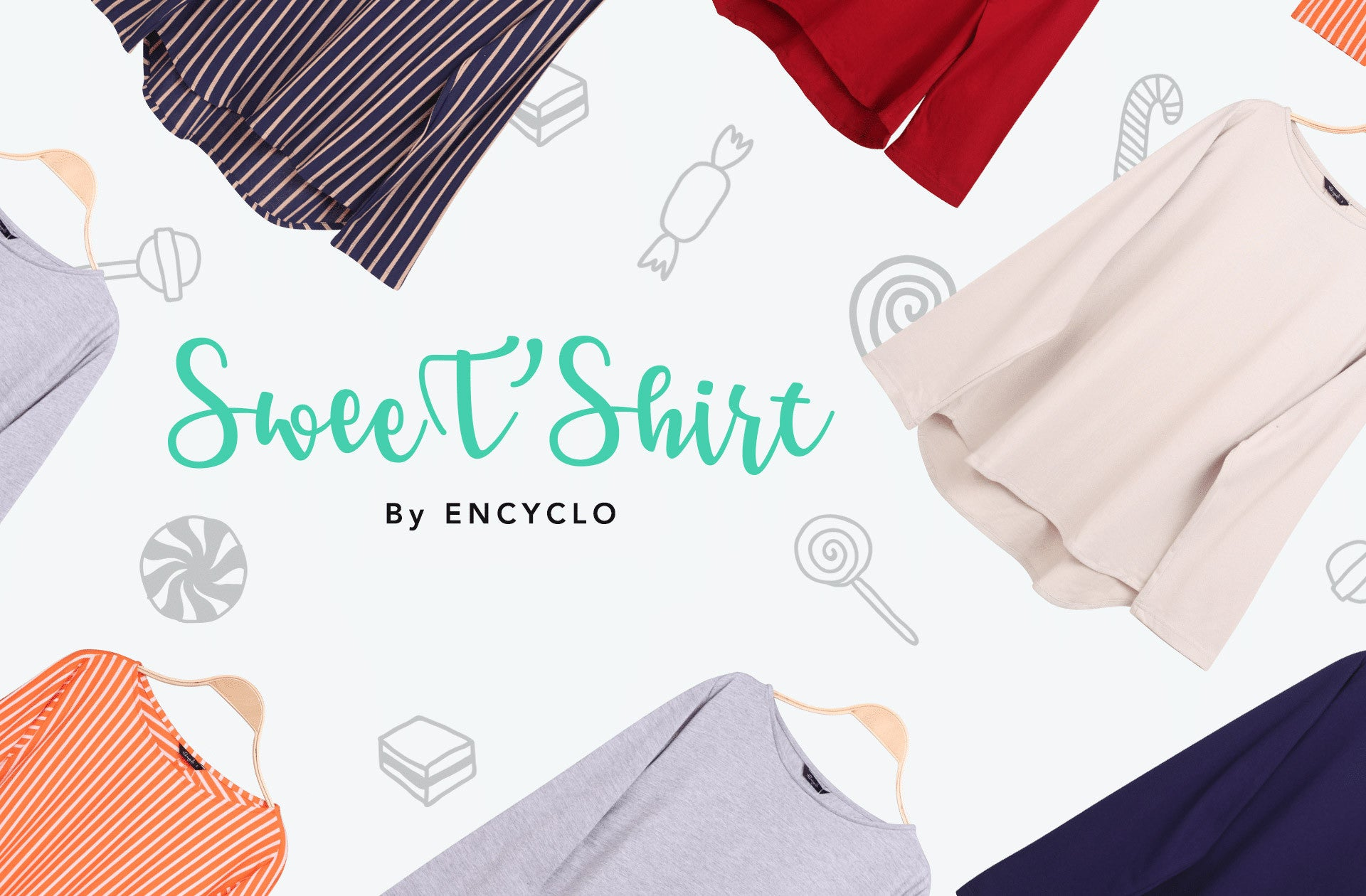 Cover SweeT'Shirt