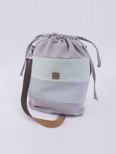 BOW Sling Bag Blue