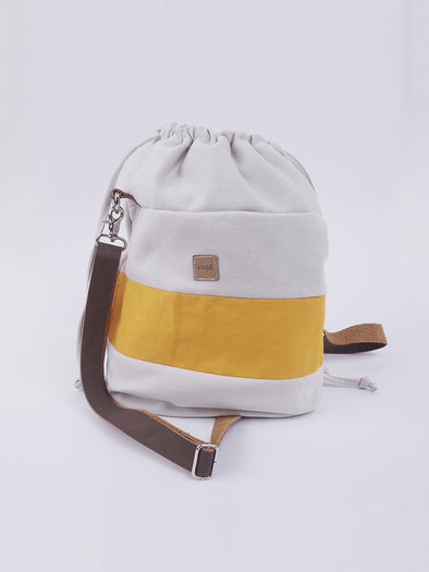 BOW Sling Bag Yellow