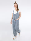 Jumpsuit Denim Sarah Mom Jeans