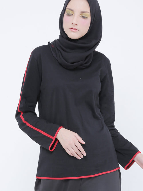 Lilo T-Shirt Black