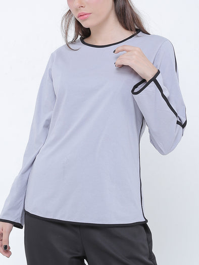 Lilo T-Shirt Grey