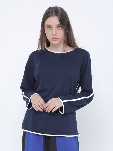 Lilo T-Shirt Navy