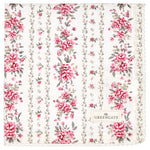 GreenGate Cotton Napkin With Lace Flora Vintage 40 x 40 cm