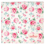 GreenGate Cotton Tablecloth Meryl White 145 x 250 cm