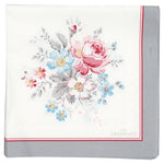 Paper Napkin Marie Pale Grey Large 20 pcs 33 x 33 cm