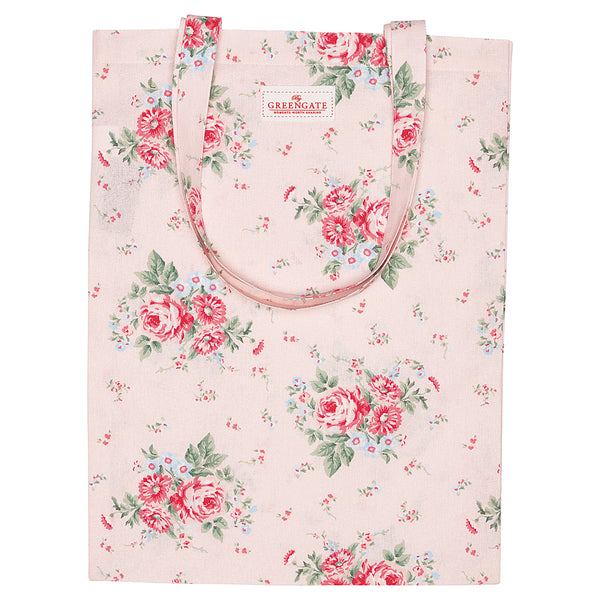 GreenGate Bag Cotton Marley Pale Pink W 35 cm x L 45 cm