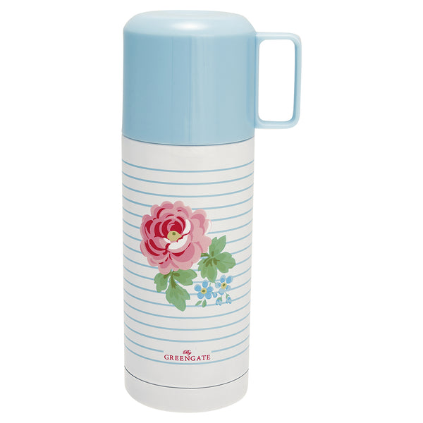 GreenGate Thermos Bottle Lily White 350 Ml