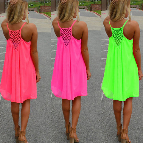 Beach Dress for Evening Party