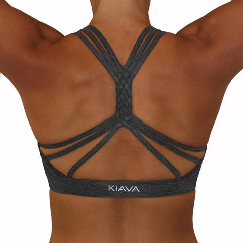 KIAVA Braided Crop Ash