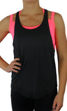 kiava braided tank top black front