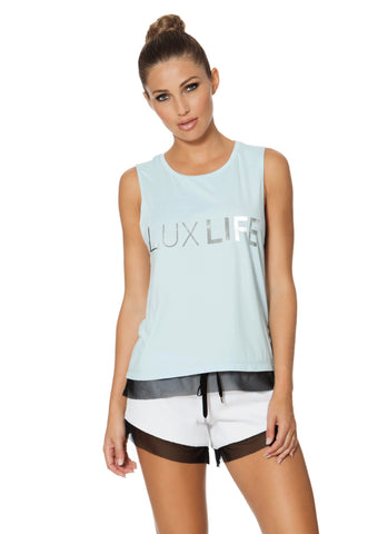 LUKKA LUX Lux Life Muscle Tank