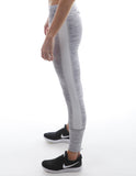 j.lindeberg gabriella compression tights grey side