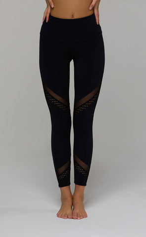 onzie sporty black legging