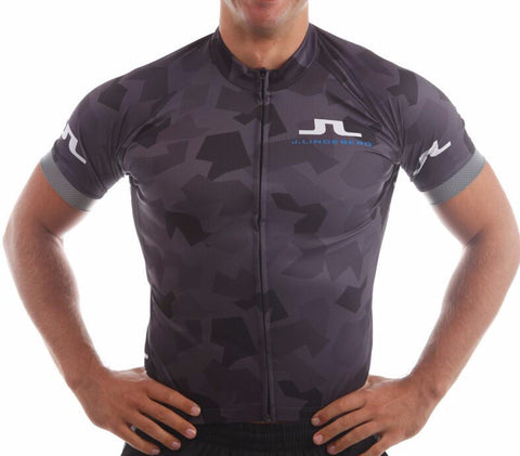 j.lindeberg mens cycle shirt fibre 15