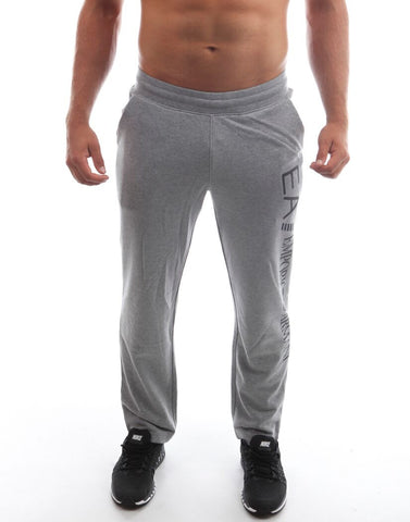 Emporio armani ea7 jersey sweat pants grey