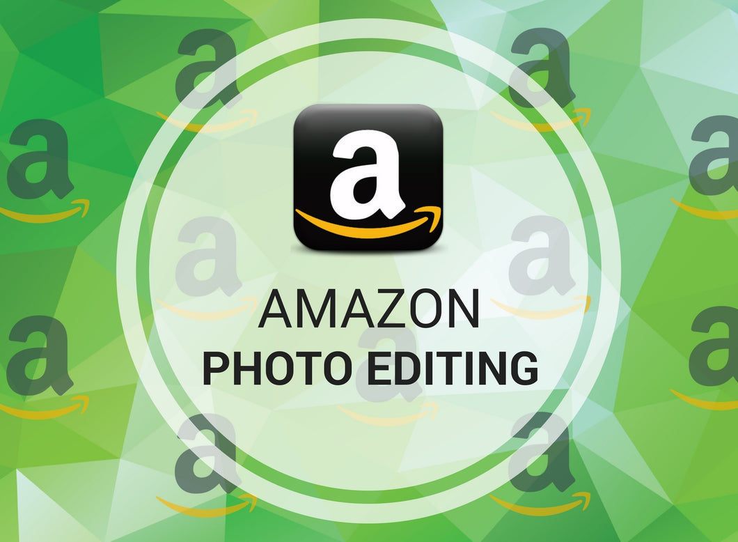 Product Photo Editing for Amazon Listing