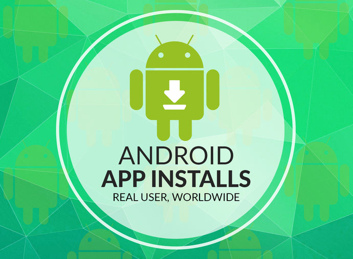 Buy Android App Installs