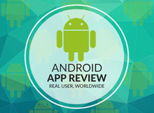 Android App Reviews + Installs