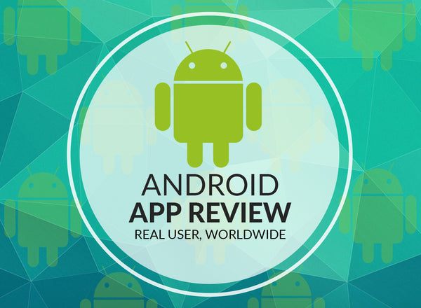 Short Android App Reviews