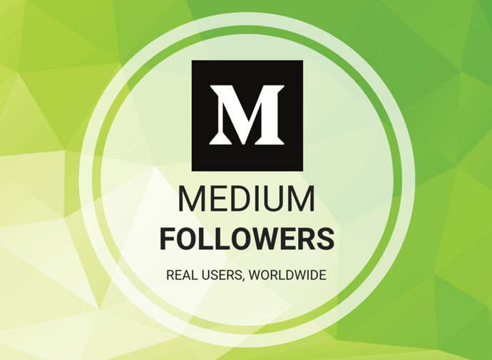 Buy Medium Followers