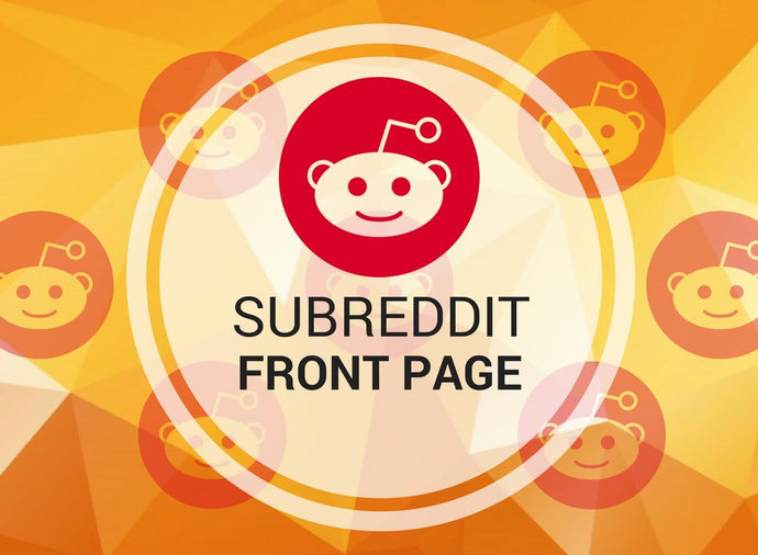 Buy Subreddit Front Page