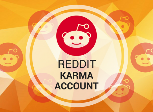 Buy Reddit Account with Karma