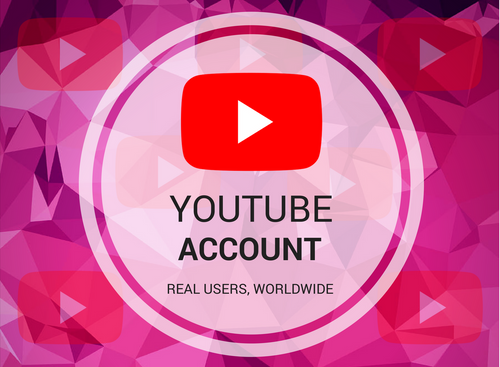 Buy YouTube Account with Monetization Enabled