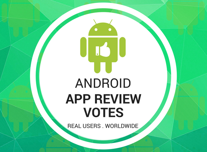 Buy Android Review Votes