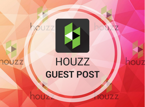 Houzz Guest Post