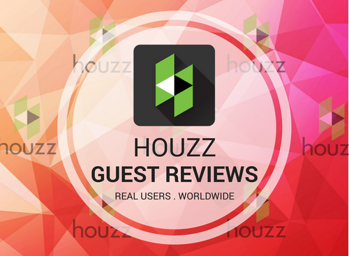 Houzz Guest Reviews