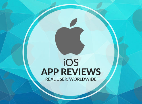 iOS App Reviews + Installs