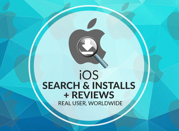 iOS App Search + Reviews