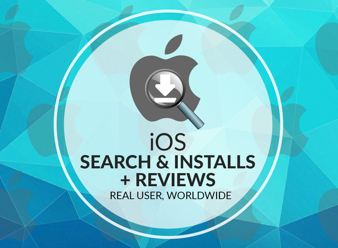 iOS App Search + Installs + Reviews