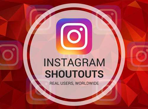Buy Instagram Shoutout
