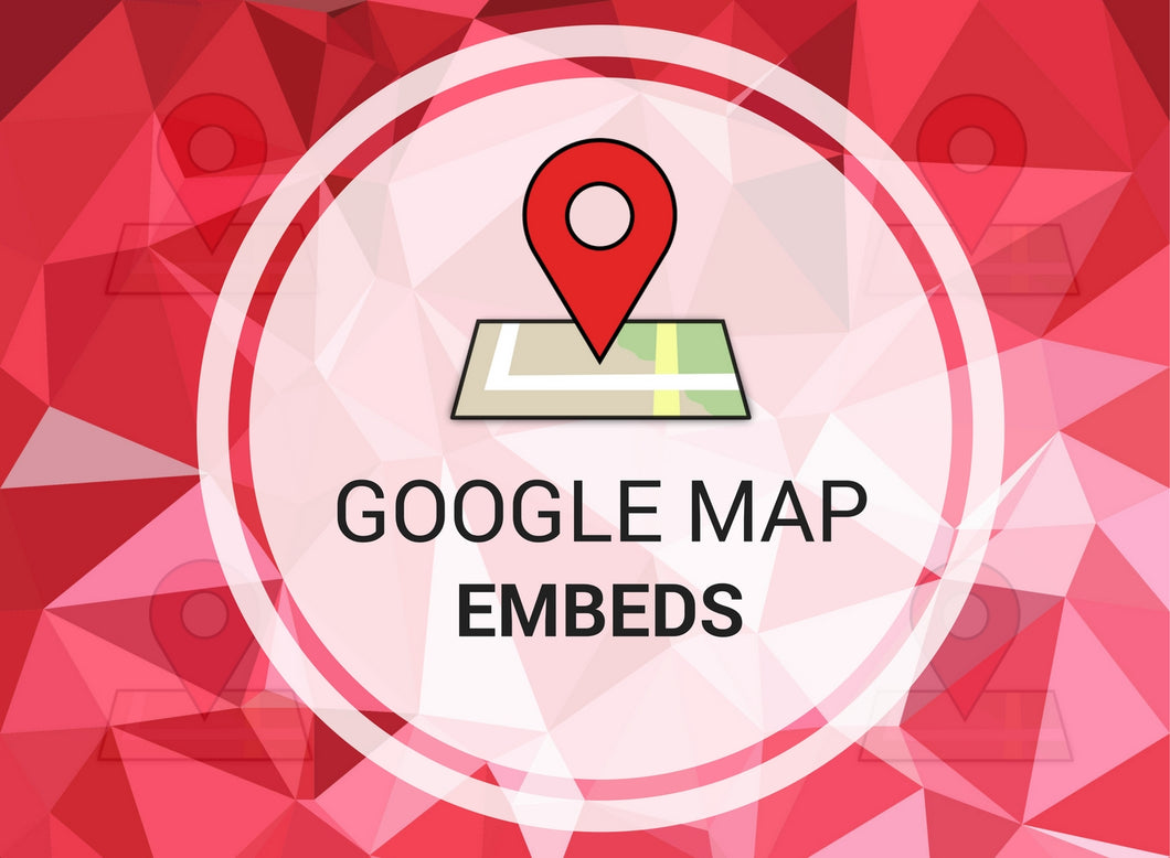 Google Map Embeds