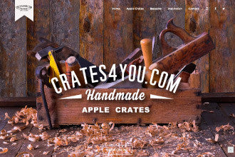 Crates4you.com home page