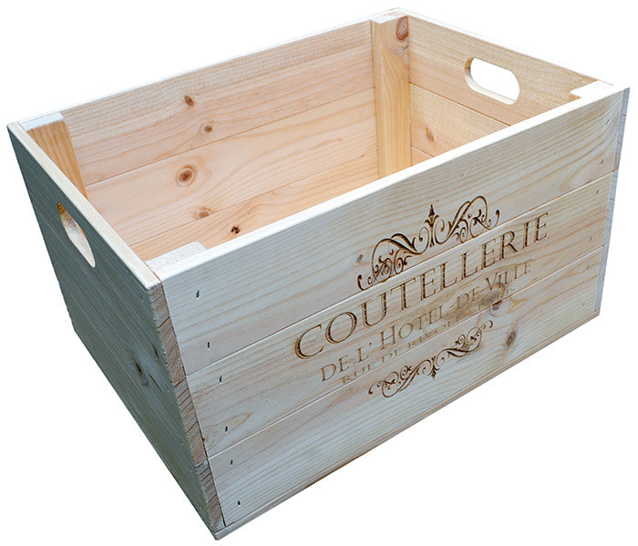 French Style Crate