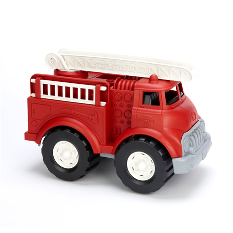 BigJigs - Green Toys - Fire Truck