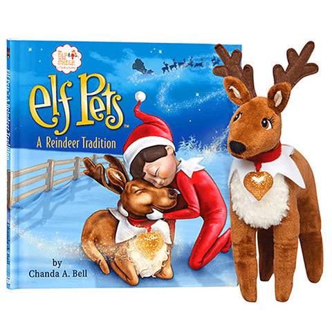 Elf Pets- A Reindeer Tradition