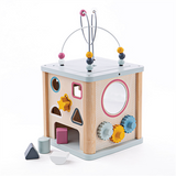 BigJigs- Activity Cube - 100% FSC