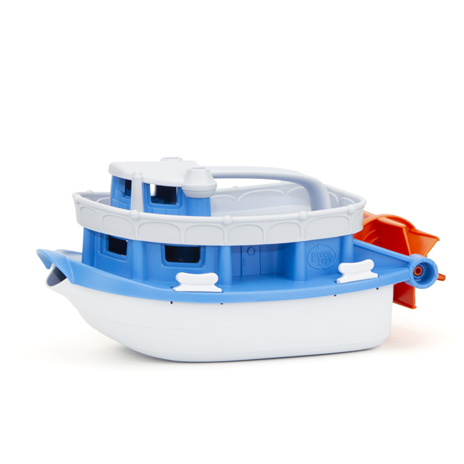 BigJigs - Green Toys - Paddle Boat