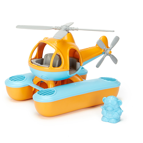 BigJigs - Green Toys - Sea Copter